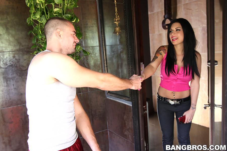 Latina teen sex gif