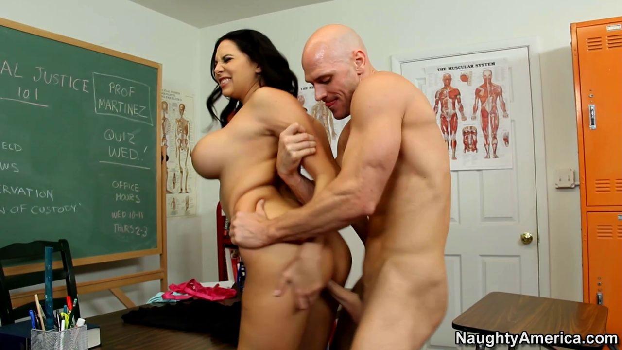 Teacher Fucks Big Dick Student