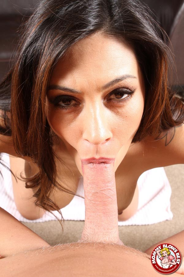 Think, best milf deepthroat ever message