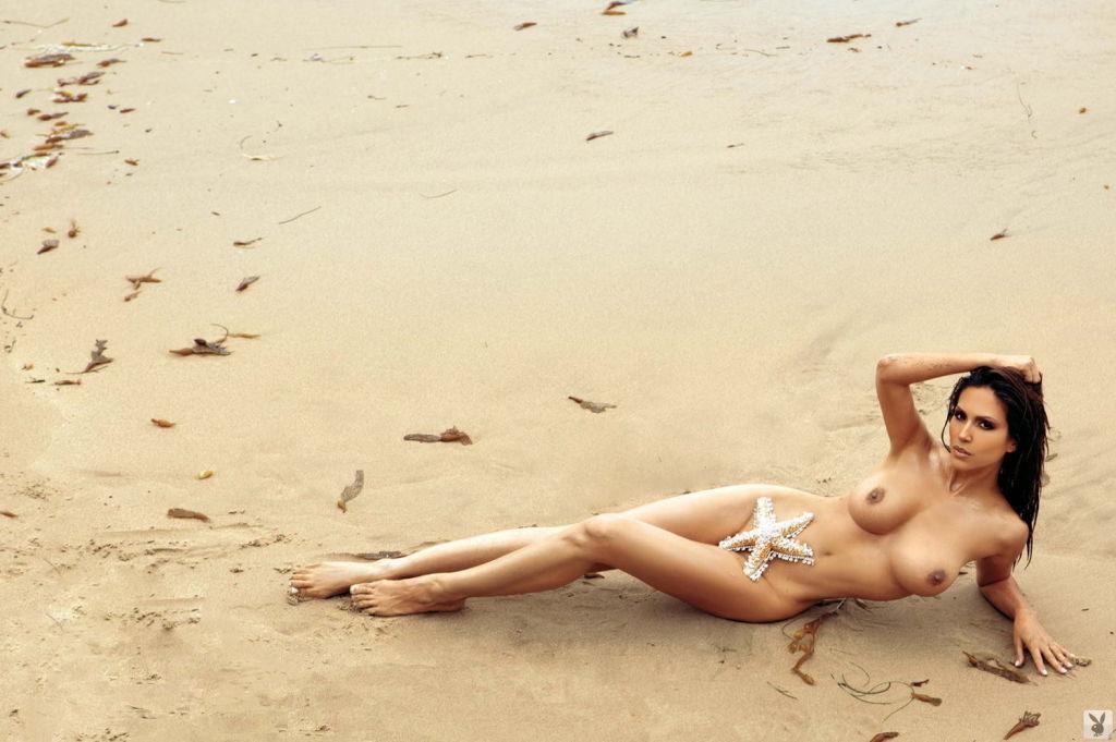 Sexy naked india lady