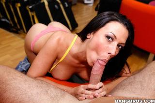 Rachel Starr Perfect Blowjob