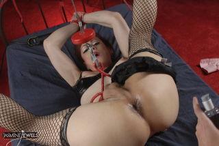 She-Milf Jasmine Jewels Fucked Hard By Her MAster