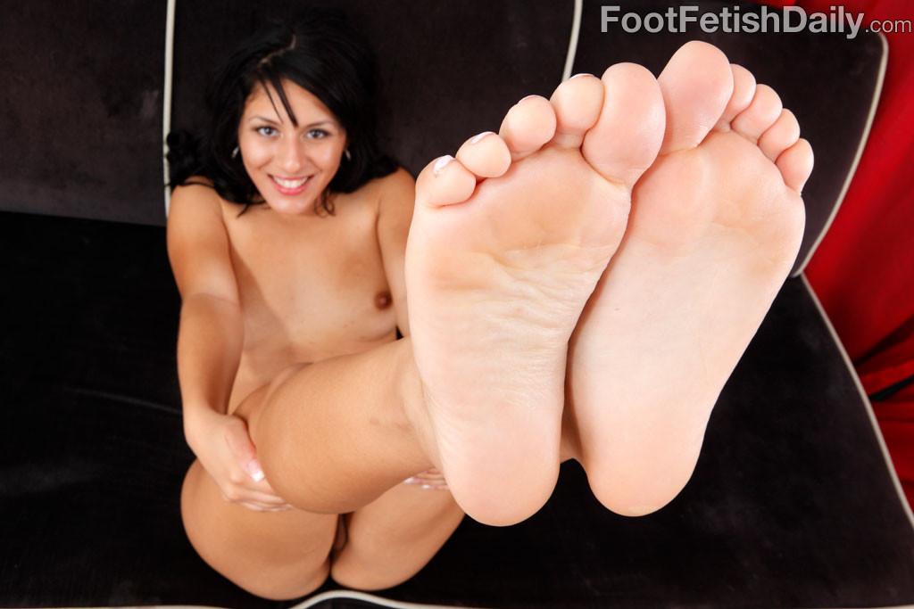 Masturbation Foot Fetish Tease