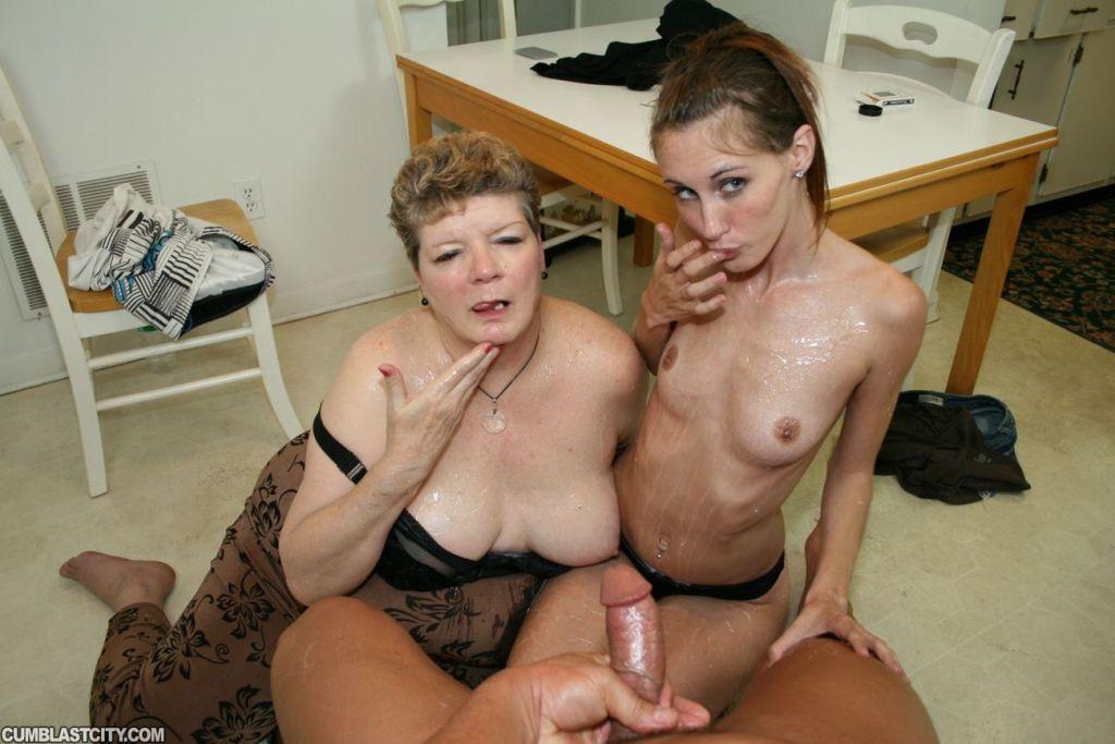 Pam and Kaci from cumblastcity