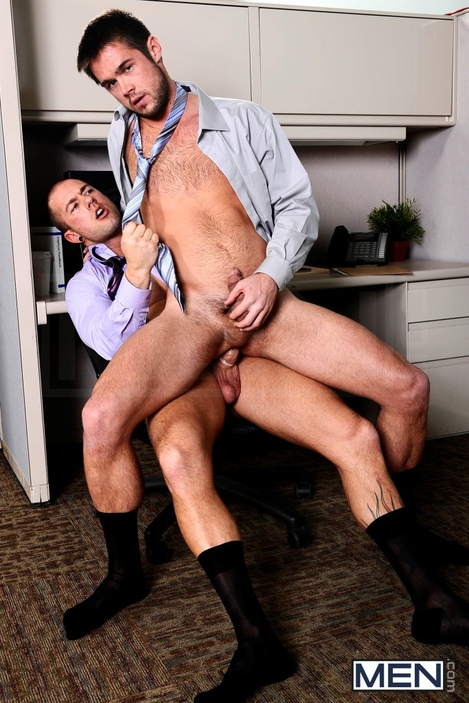 Office gay blowjob images