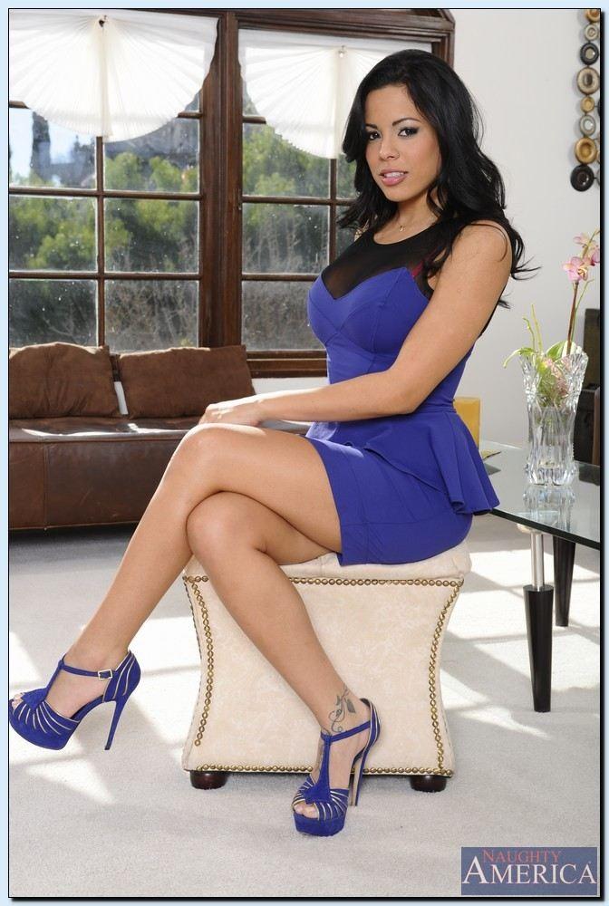 Sexy dress porn star topic