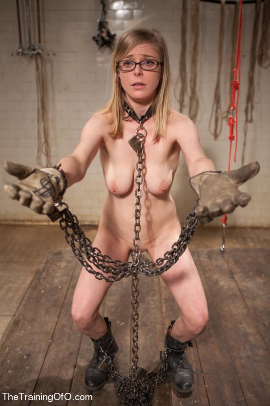 Anal slave training