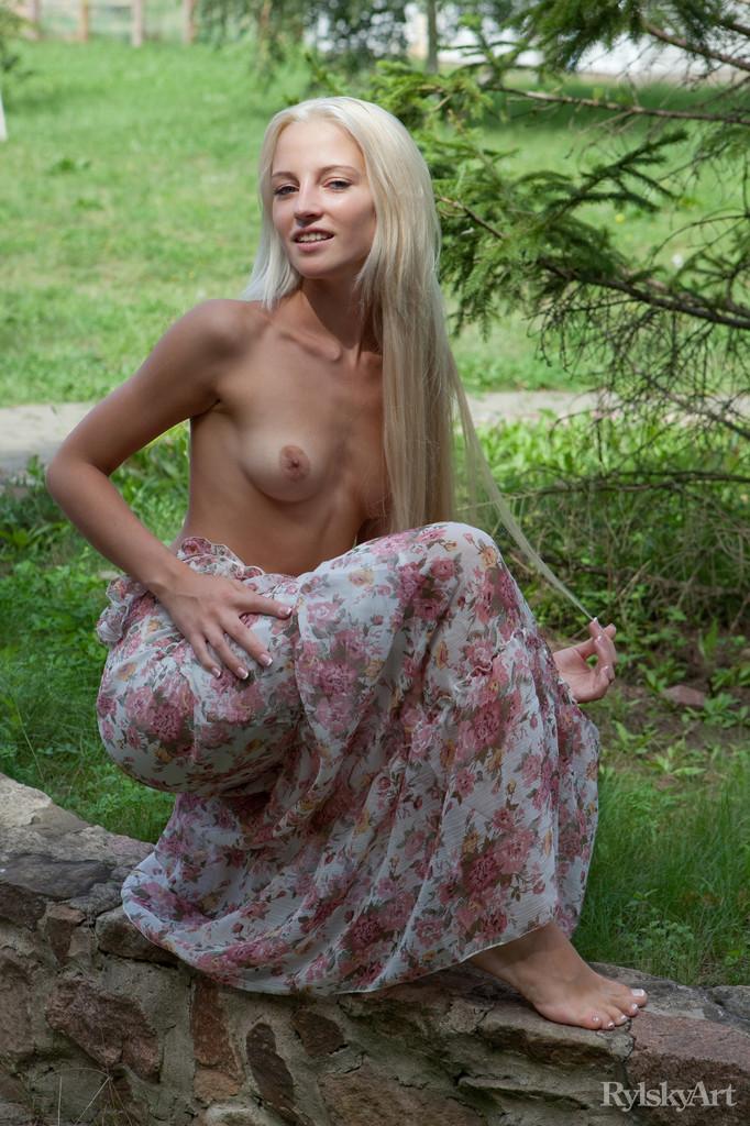 Naked estonian blonde opinion