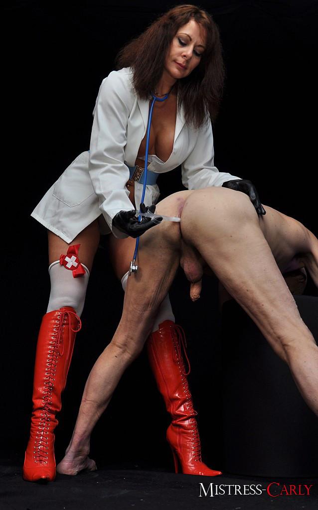 Domination female nurse opinion