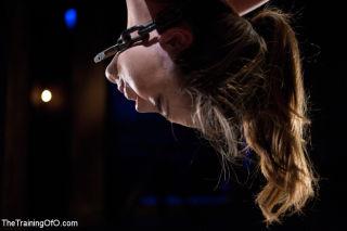 Kristina Rose is caned, made to endure brutal foot