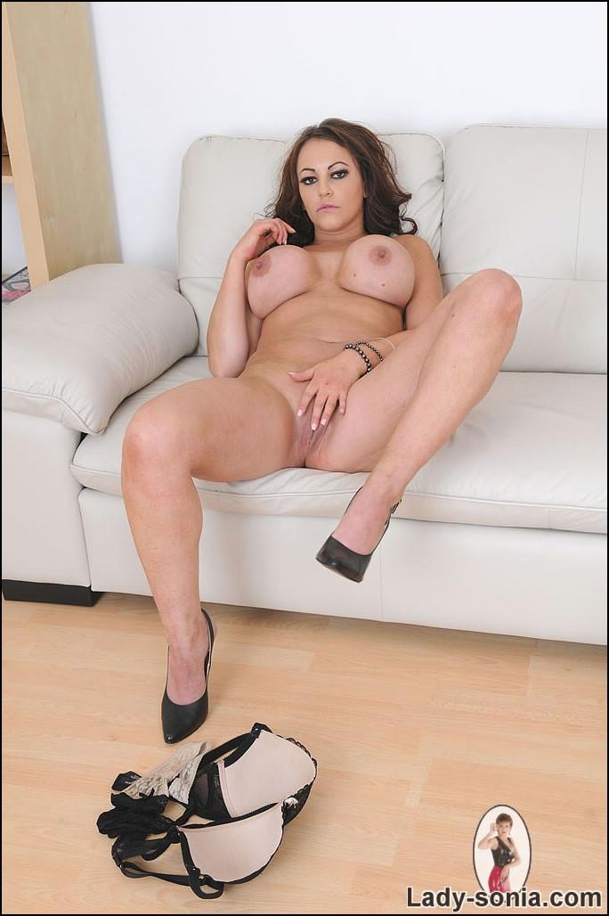 Big Tits Brunette Creampie Pov