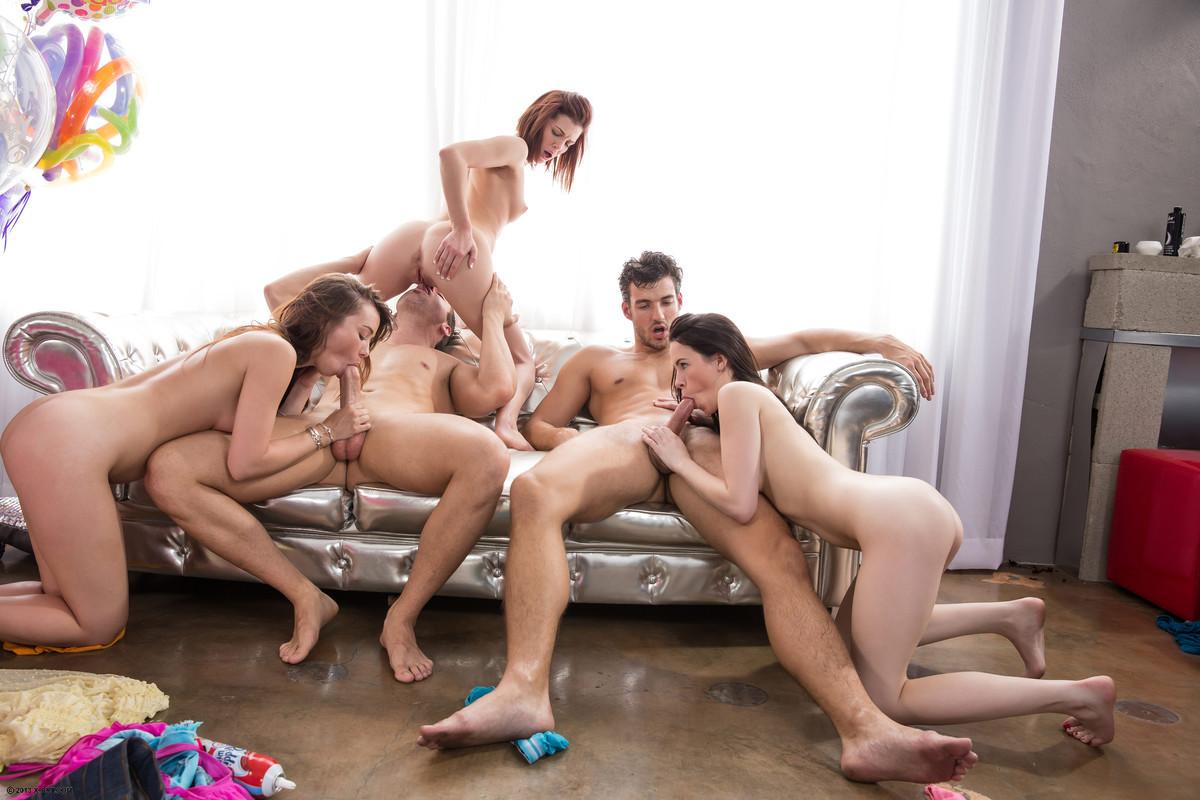 Xart orgy