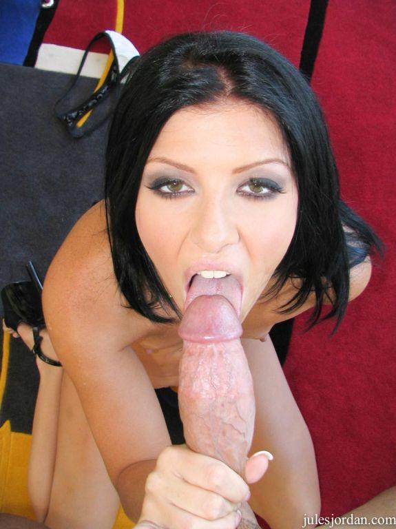 Hot cock hungry pornstar assfucked