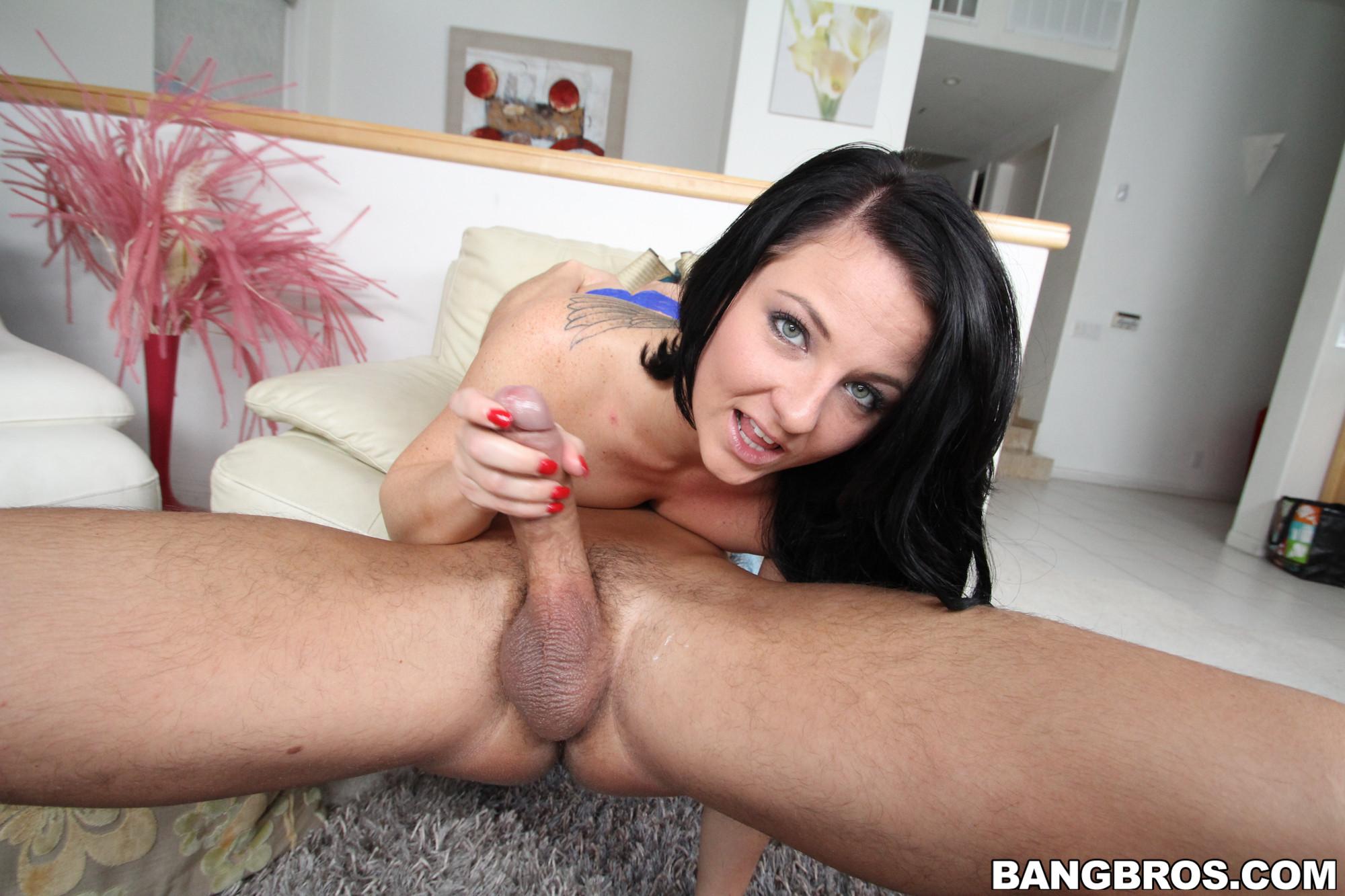 Teen masturbation in job hot porno