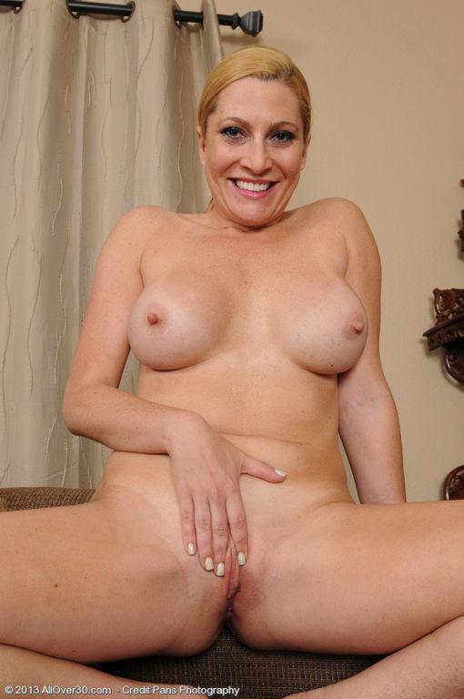 Hot blonde  year old secretary Jennifer Best sprea