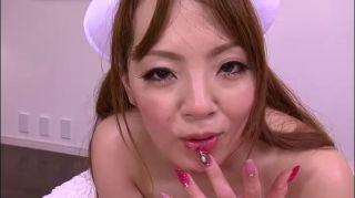 Asians Rin Kajika and Hitomi Tanaka as nurses fuck