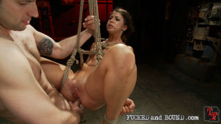 Mia Gold is brutally ass fucked and made to submit
