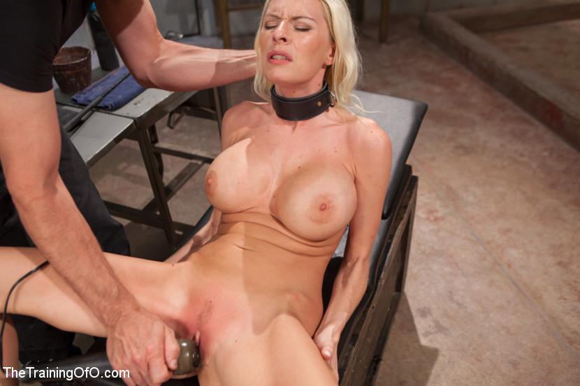 Porn stars training