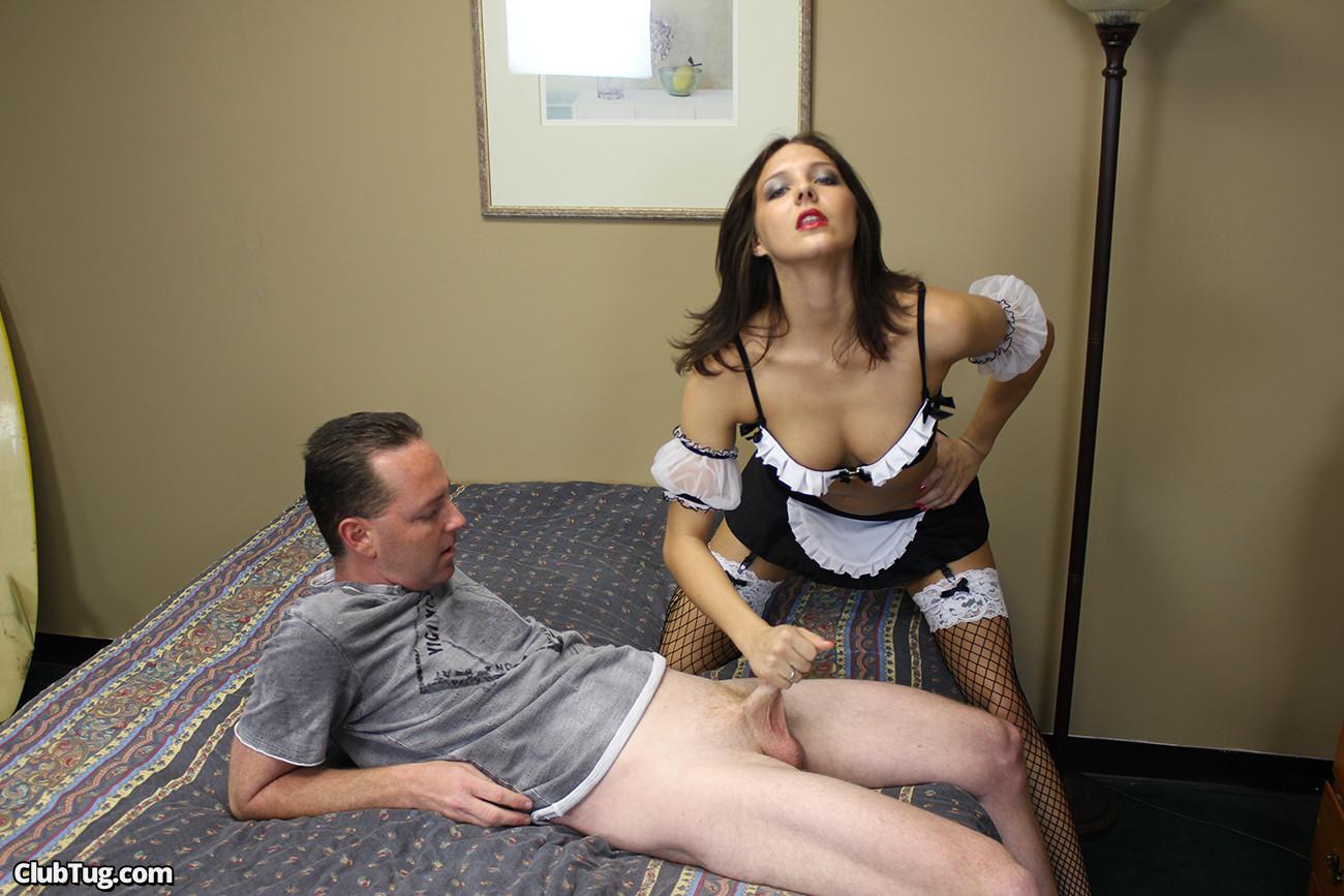 Hot Latina Maid Gets Fucked