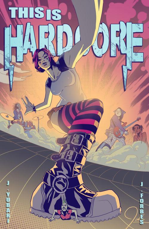 Giantess porn comics