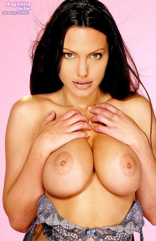 Angelina jolie ass tits