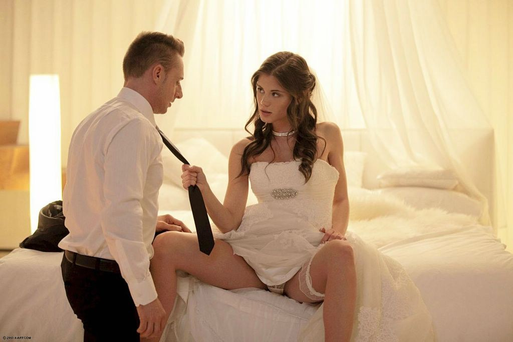 Speaking, recommend Naked bride in stockings apologise