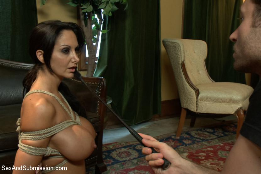 Ava addams bondage