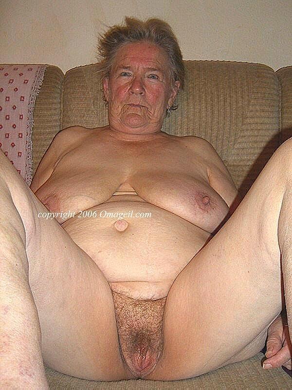 Seems Hairy grannies tgp