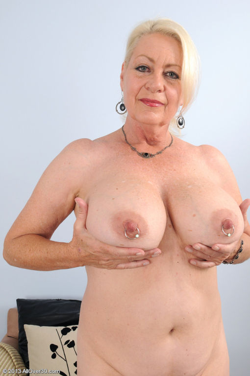 Angelique is 60 and still got great boobs