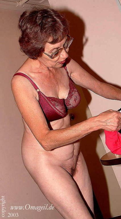 plumper granny sex