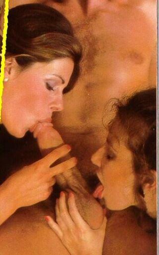 Vintage pornstar Bridgette Monet fucking in hardco