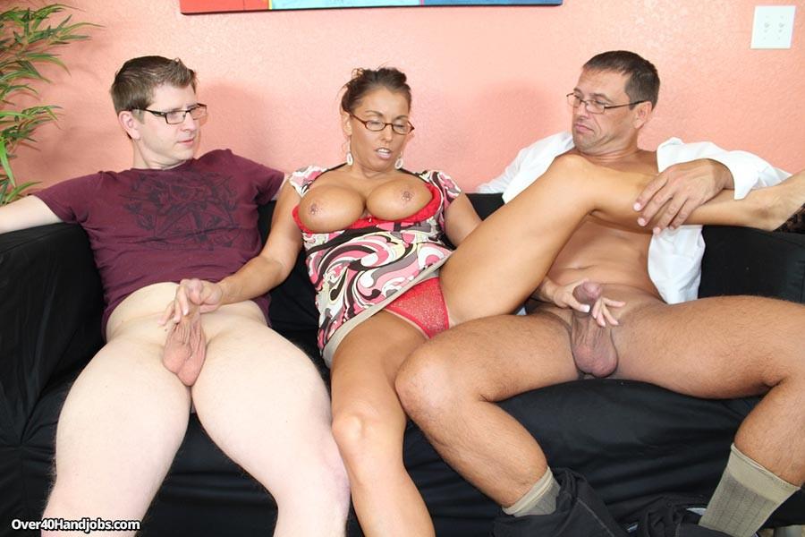 Stacie Starr Threesome