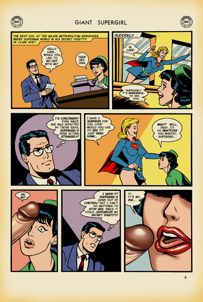 Dick girl comics gallery