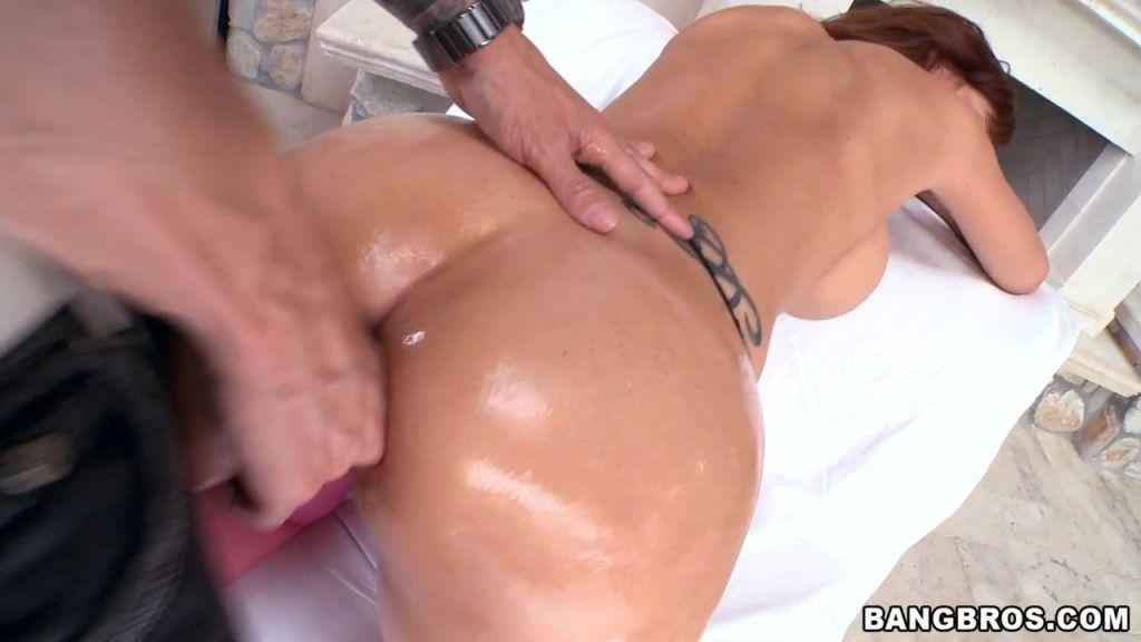 Syren Demer banged in her big milf ass