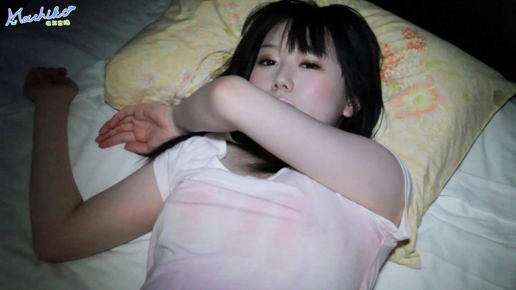 Japanese asian teen toyed