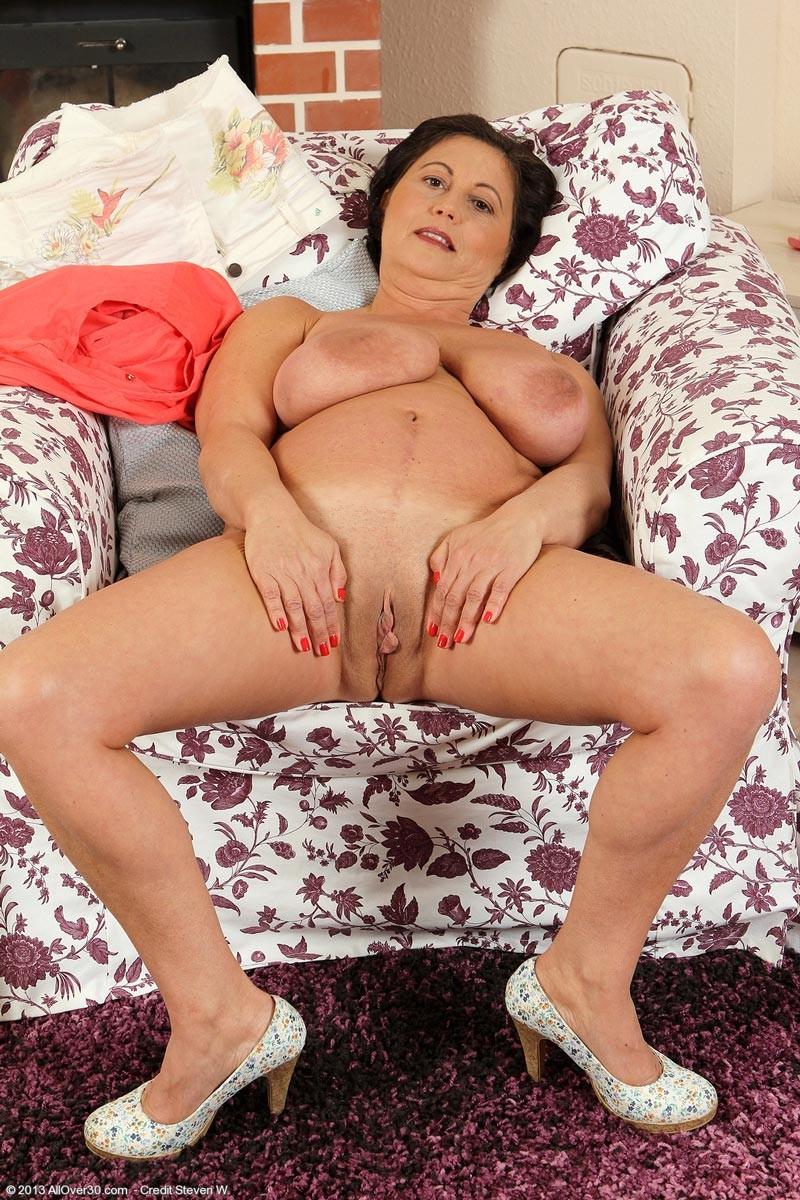 Busty mature sex