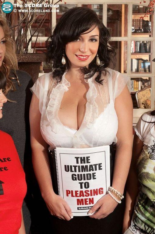 The biggest big boob pornstar school