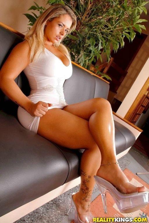 Round assed latina Angel raw anal fucked