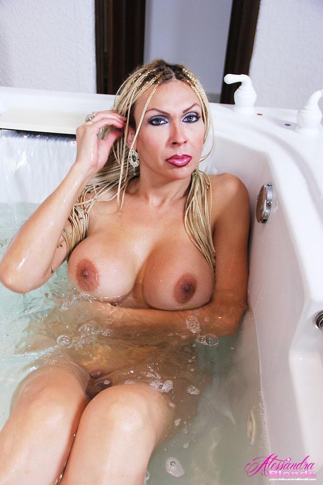 Transexual tits