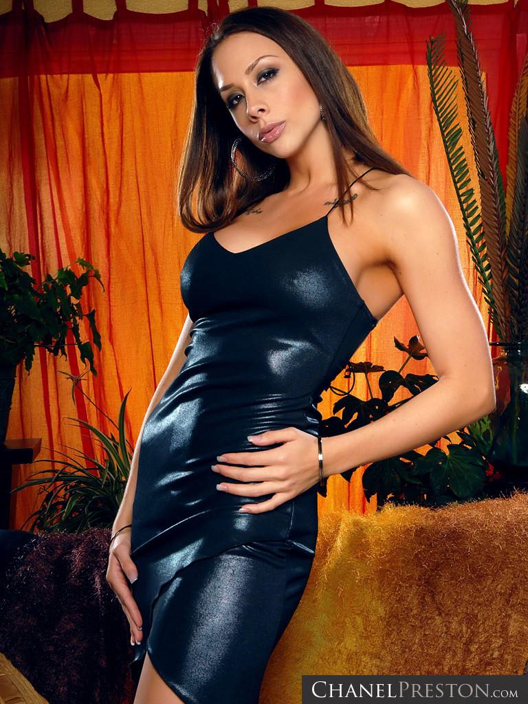 Sexy Black Dress - Black dress hot sex - XXX photo