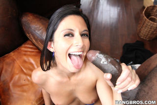 Nikki Daniels Loves Big Dicks