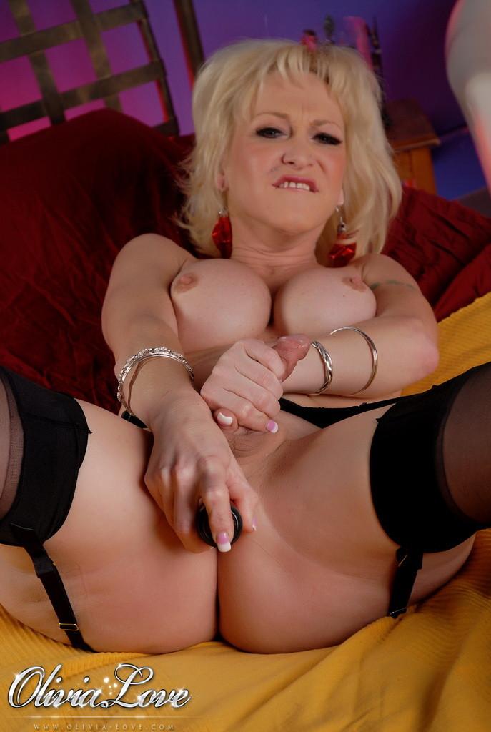 Virgin pussy up close shot