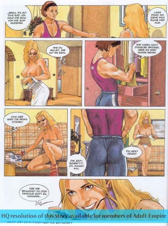 Toons are beautiful sex comics