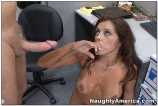Francesca Le office cock