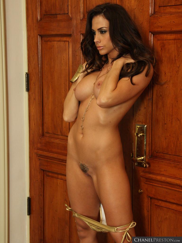 ... naked Chanel Preston beautiful nude model video ...
