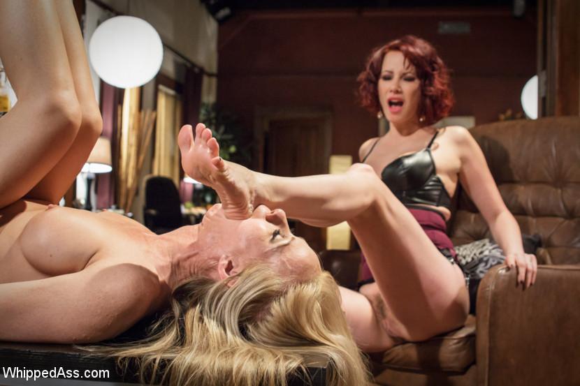 amateur lesbienne maitresse severe