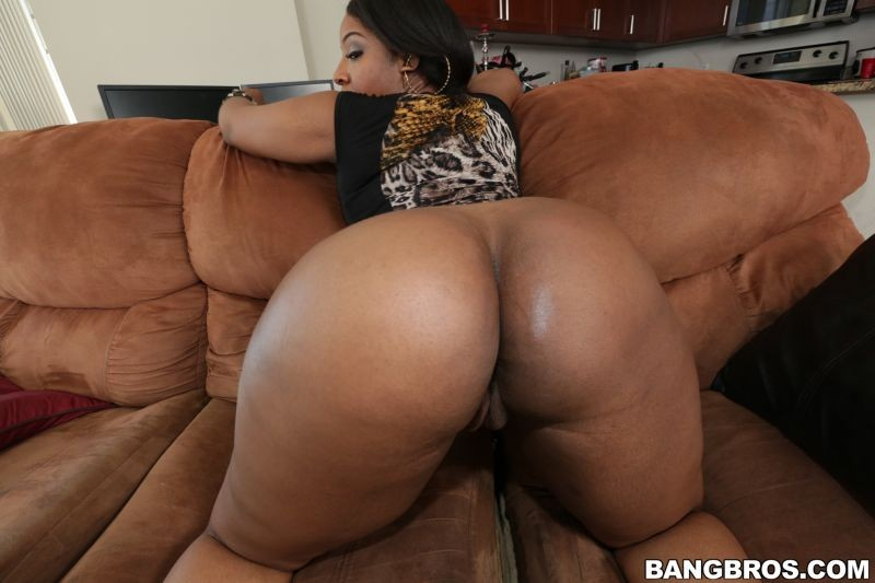 Are Bangbros big black asses