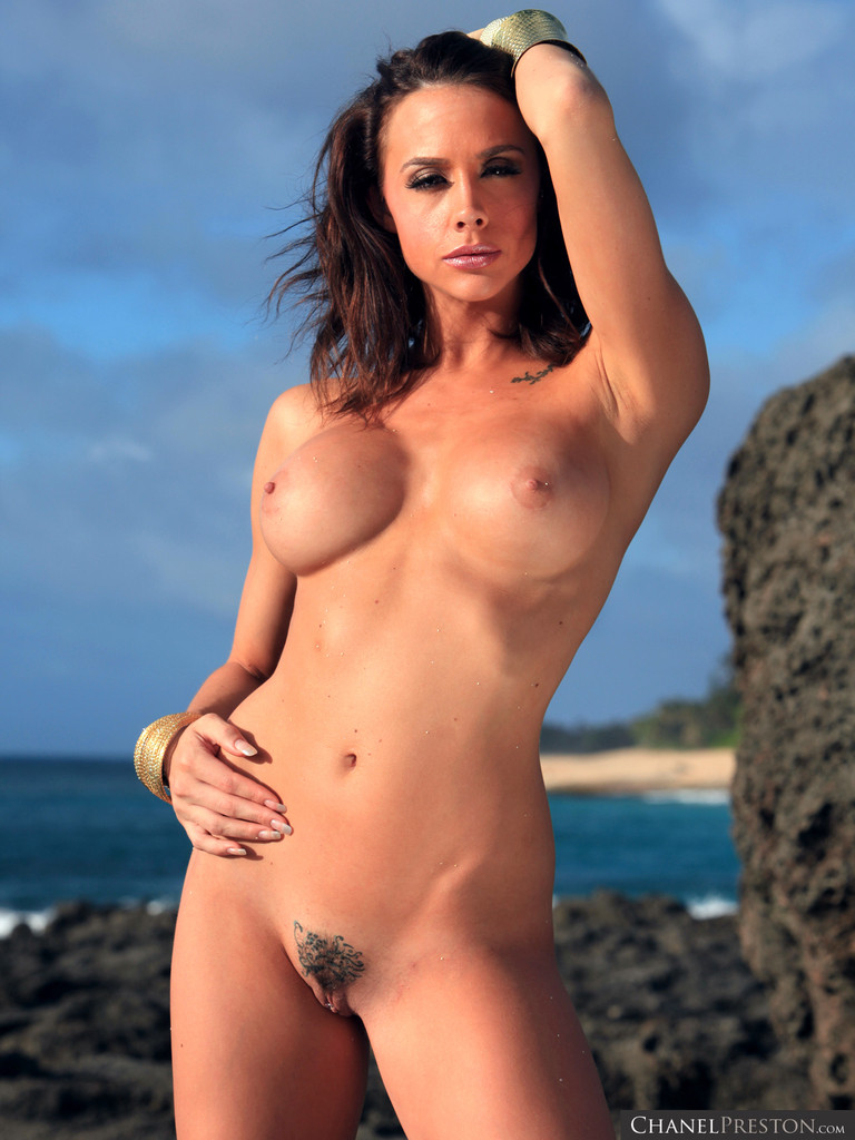 Naked chanel preston