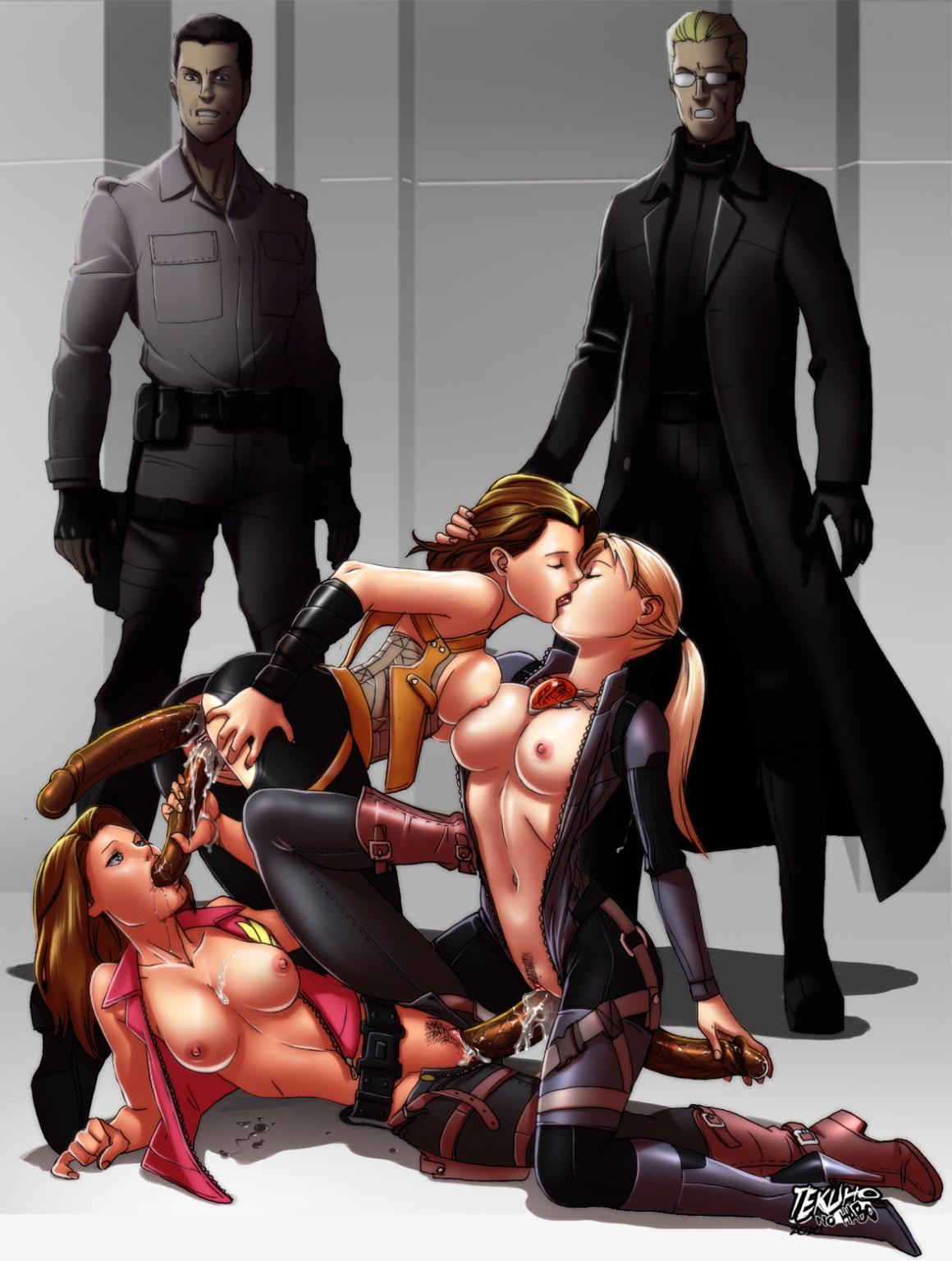 Werner recommend best of futanari sex anime hot