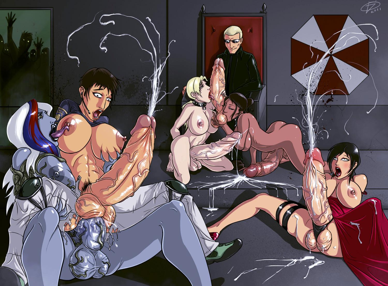 Зло Секс